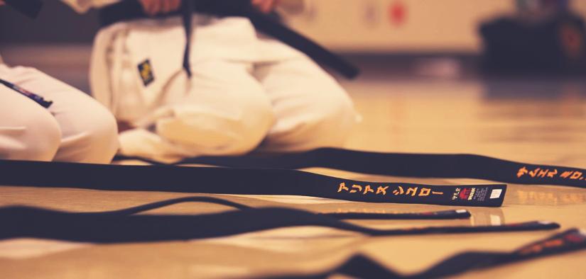 Discipleship and Karate